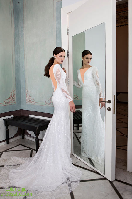 مدل لباس عروس جدید و زیبا2017
