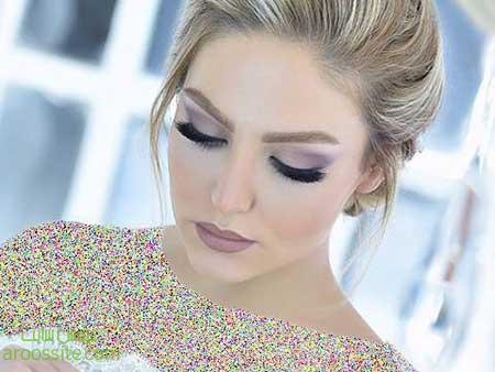 زیباترین و جدیدترین مدل های آرایش عروس 2016
