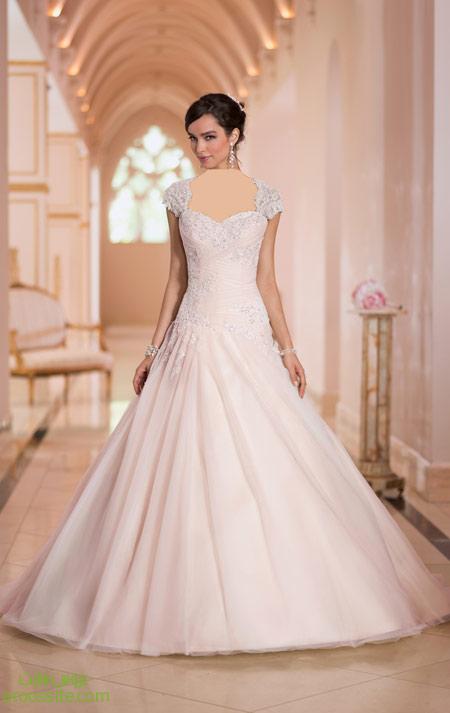 شیک ترین لباس های عروس2017