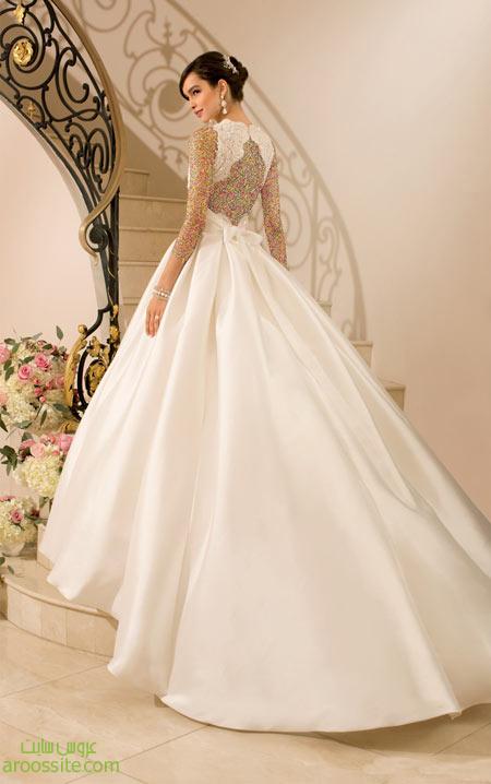 مدل لباس عروس,مدل لباس عروس ایرانی,مدل لباس عروس جدید