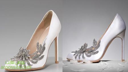 مدل کفش عروس 2017